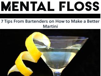 Martini tips