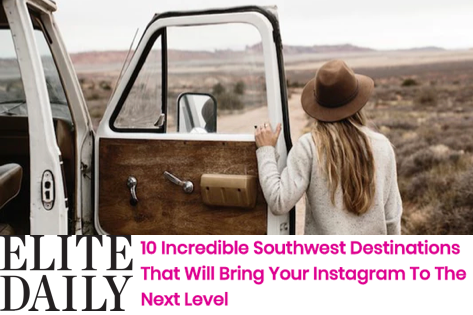 Elite Daily Travel Writer