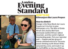 London Evening Standard Writer