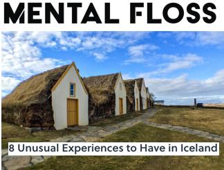 Mental Floss Travel Journalist