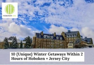 Hoboken Weekend Getaways